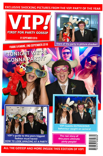 Photobooth Hire with Manta Ray Events