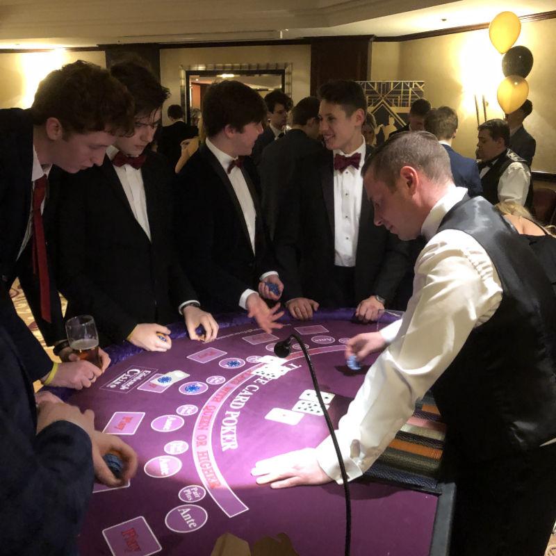 Fun Casino Games | Manta Ray Events