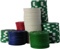 Manta Ray Events - Casino Chips