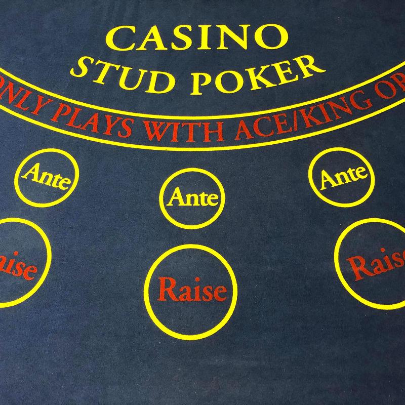 Casino Stud Poker - Manta Ray Events