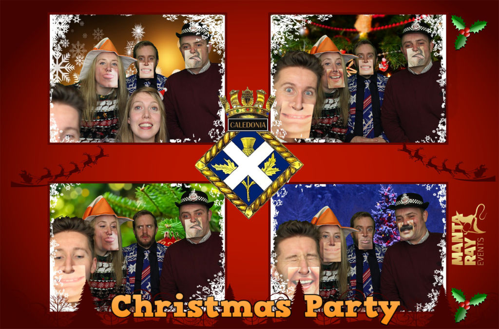 Classic Photo Booth - Manta Ray Events