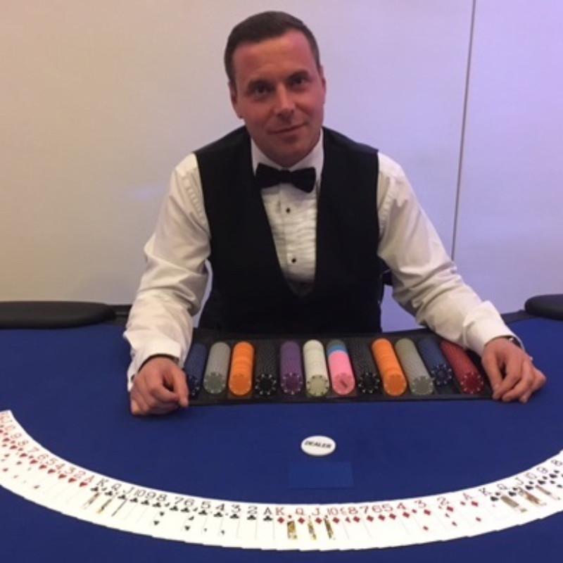Manta Ray Events - Texas Hold 'Em