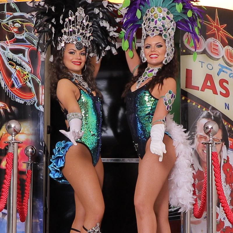Las Vegas Theme - Manta Ray Events