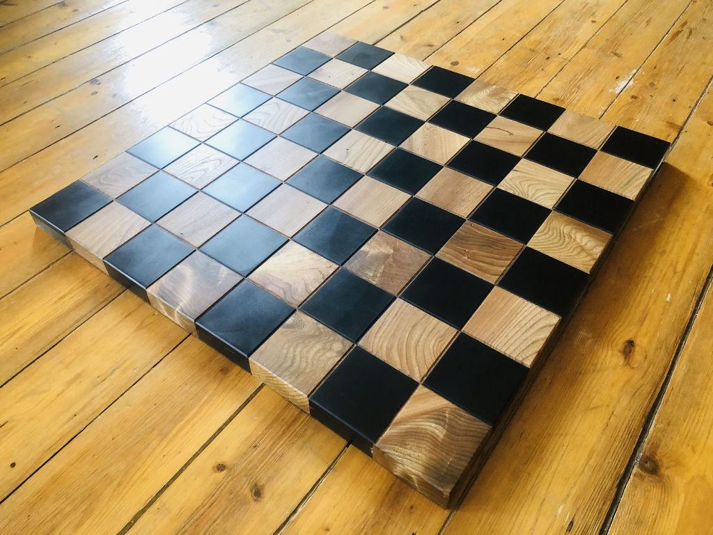 Chessboard - Manta Ray Designs